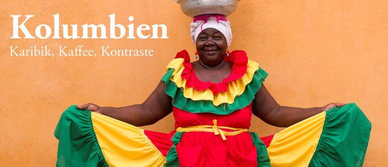Kolumbien - Multimediashow mit Livemusik