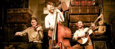 Blue Water Irish - - - Good Time String Band