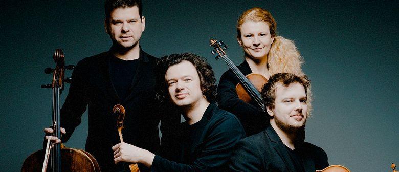 Kammerkonzert mit Pavel Haas Quartett, A. Posch, B. Giltburg