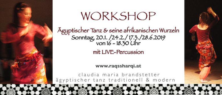 Workshop Ägyptischer Tanz