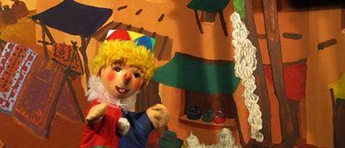 Friedburger Puppenbühne: Kasperl und der fliegende Teppich