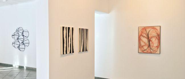 "Karl-Heinz Ströhle ""Continued Existence"" Galerie Sechzig"