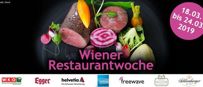 Wiener Restaurantwoche
