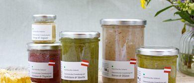 Verkostung: Außergewöhnliche Honigkreationen der Villa Erbse
