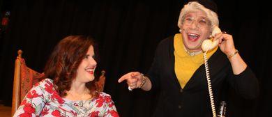 Seniorenvorstellung - Oma Lilli im Sonnenbergsaal Nüziders