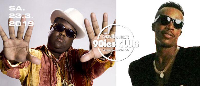 90ies Club mit HIPHOP.floor / Biggie Special