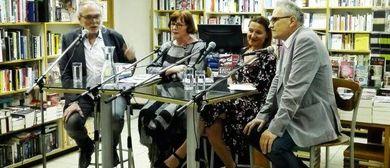 """Literarisches Quartett """"Aufgeblättert"""""""