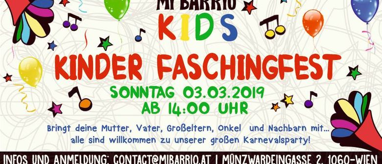 Kinder FaschingFEST: Puppentheater & KinderBall