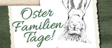 Osterfamilientage im Raxalpenhof