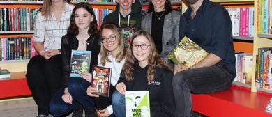 Österreichischer Vorlesetag – Schüler lesen vor