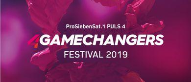 4GAMECHANGERS Festival 2019
