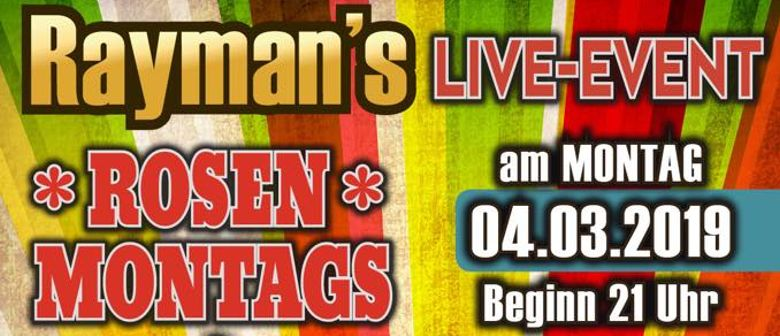 Rosenmontag Gschnas - Cornerstone live at Raymans