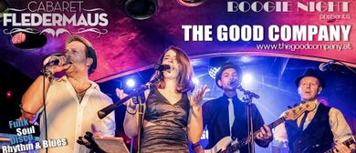 The Good Company - Live at Cabaret Fledermaus