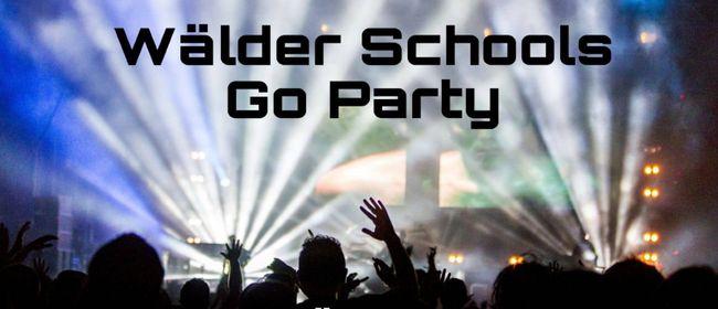 Wälder Schools Go Party