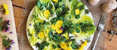NÖGKK macht Appetit auf Blüten