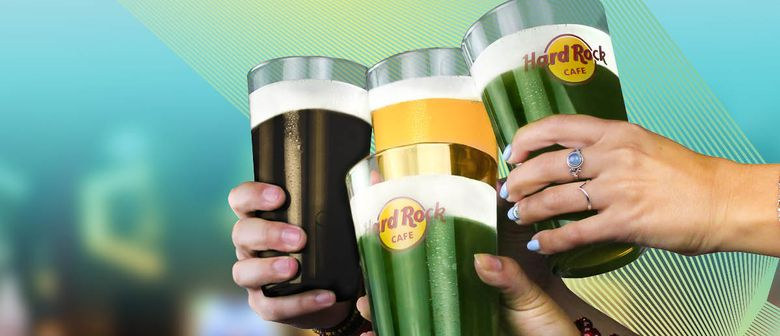 Das Hard Rock Cafe wird irisch