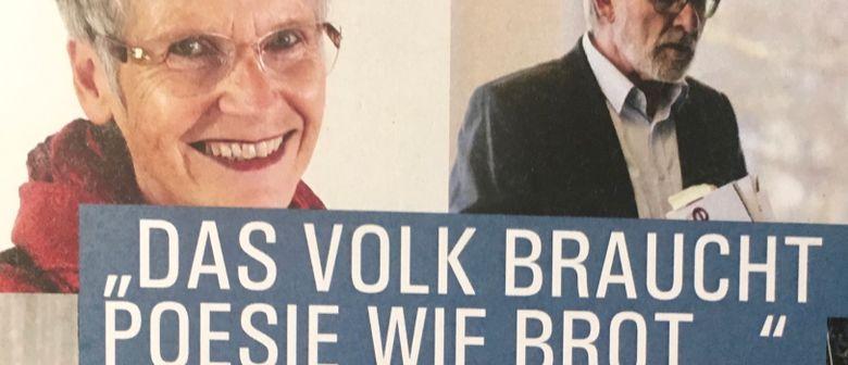 """""""DAS VOLK BRAUCHT POESIE WIE BROT"""" (Poesie&Spiritualität)"""