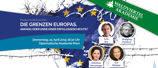 Die Grenzen Europas. Anfang oder Ende der Erfolgsgeschichte?