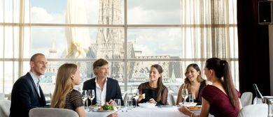 Wiener Restaurantwoche  im Sky Restaurant