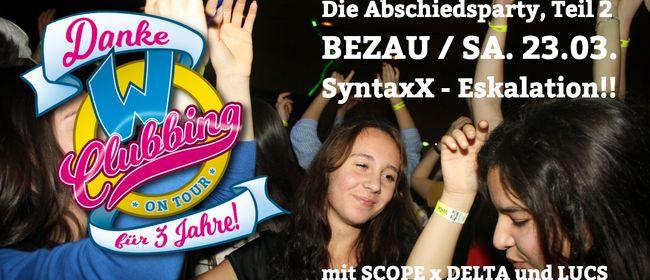 W-Clubbing SyntaxX