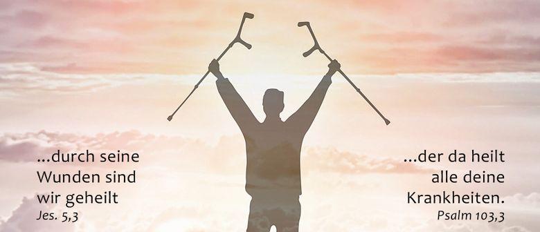 Heilung durch die Kraft Gottes