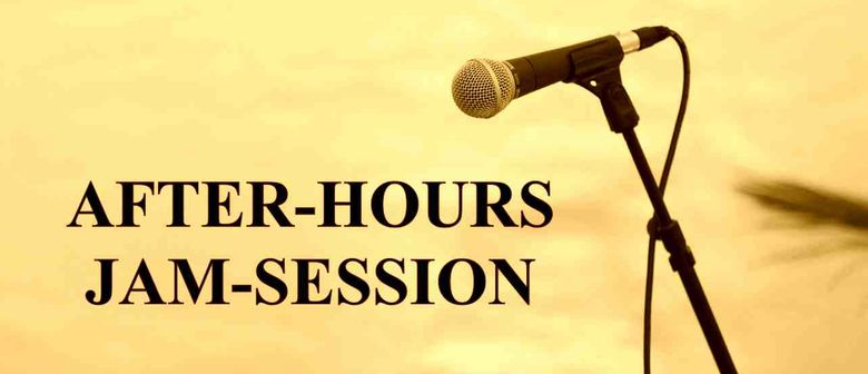 AFTER HOURS - Jam-Sessions im HOB i RAUM