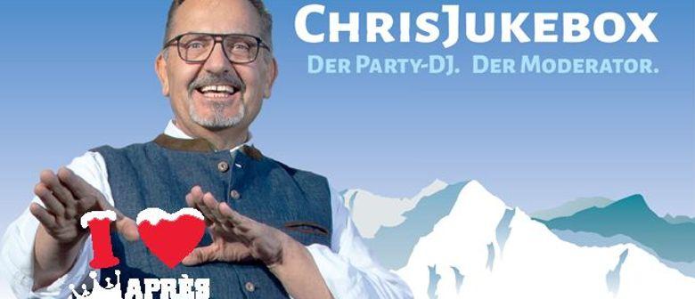 Apres Ski Party mit DJ ChrisJukebox