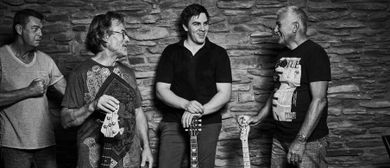 Red House Blues Band live zu Gast im FLAX Götzis