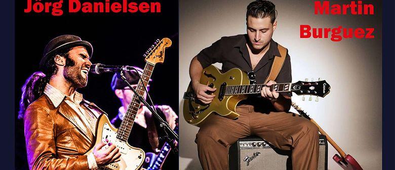 Vienna Blues Association feat. Martin Burguez