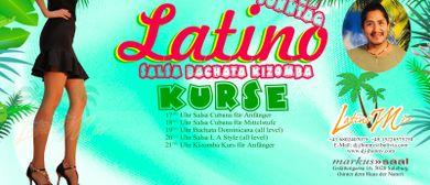 Tanz in das Wochenende: Salsa-Cubana – Kizomba – Bachata