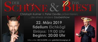 Der schöne & das Biest Christoph Kulmer und Peter Deville
