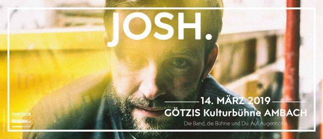 ONSTAGE: JOSH. // Götzis