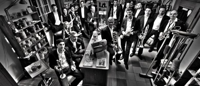 Jazz im Museum - Egg Big Band