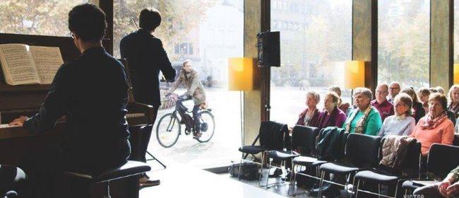 Konzert am Mittag: Das Saxofon in der Kammermusik