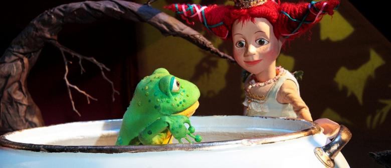 The Grimm Sisters: Froschkönig – Mädchen, du bist der Knalle