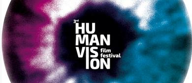3rd HUMAN VISION film festival: HUMAN spiral