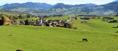Schwarzenberger Vieh- und Bregenzerwälder Ziegenausstellung