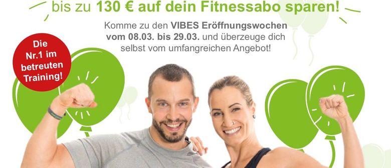 VIBES Fitness Südtiroler Platz Opening Weeks