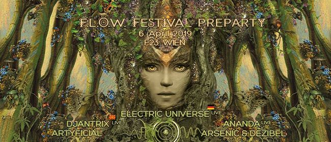 FLOW Festival – Warehouse Party mit Electric Universe & Djan