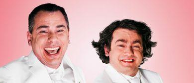 Mitten ins Hirn - Christoph & Lollo
