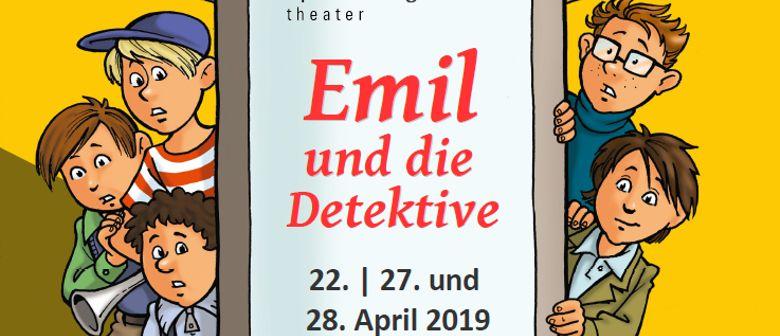 """""""Emil und die Detektive"""" - Theater von Kindern für Kinder"""