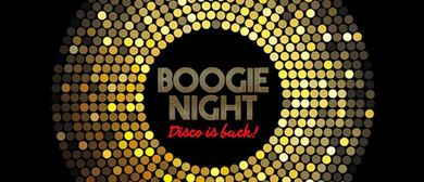 "BOOGIE NIGHT feat ""The Good Company"" (Live)"