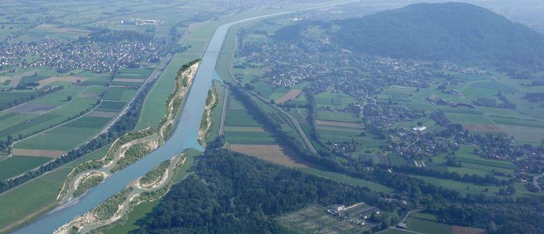 Informationsabend Hochwasserschutzprojekt Rhesi