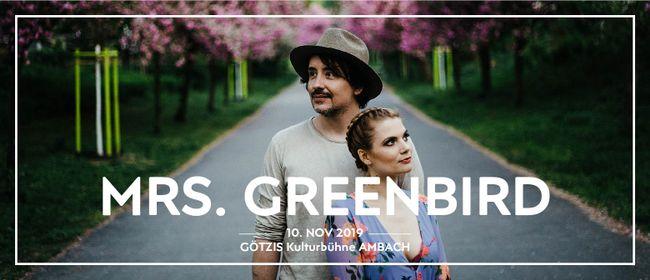 Mrs. Greenbird // »musikladen onstage« // Götzis