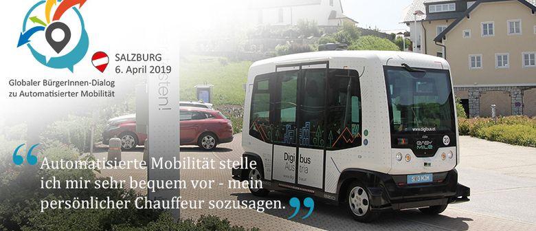 BürgerInnen-Dialog zu Automatisierter Mobilität