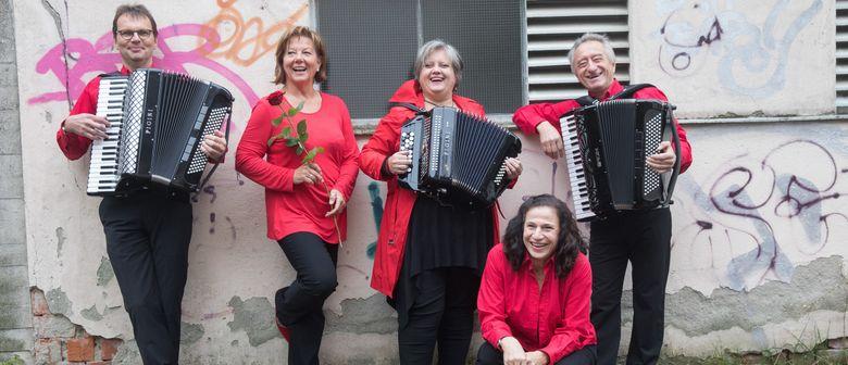 DOS Y TRES - Tango Stimme Tanz