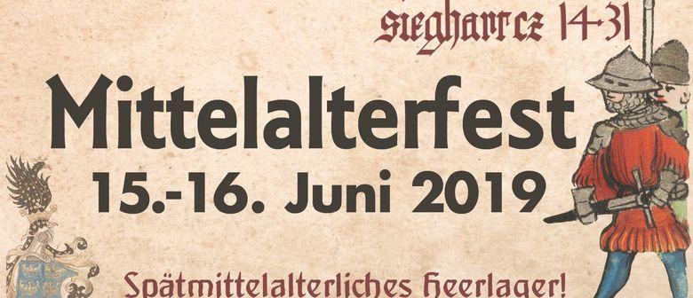 Siegharcz 1431 - Mittelalterfest