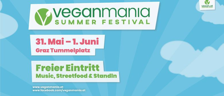 Veganmania Graz 2019