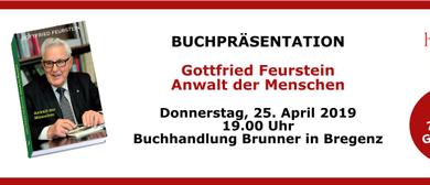 Buchpräsentation mit Gottfried Feurstein