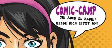 Comic-Camp 2019 im Culture Factor Y Lustenau